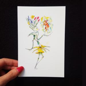 narzissa_osterpostkarte