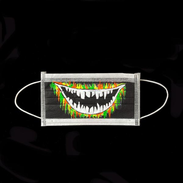 Cripple Tooth Mask